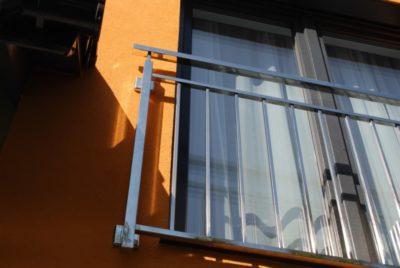 Balkon francuski polerowany